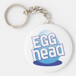 engraçado calvo da páscoa principal do ovo chaveiros