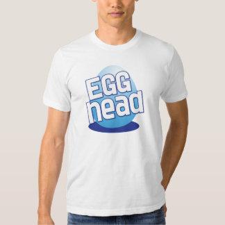 engraçado calvo da páscoa principal do ovo tshirts