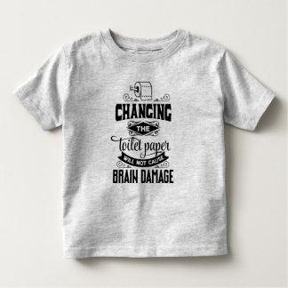 Engraçado mudando a camisa da piada | do papel