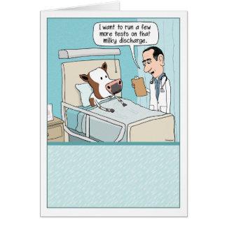 Engraçado obtenha o cartão bom: Acobarde o
