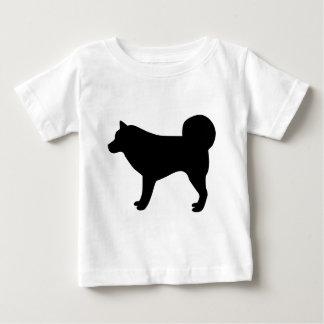 Engrenagem canadense do cão Eskimo Camisetas