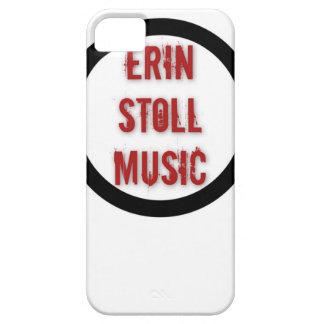 Engrenagem de asas oficial da música de Erin Stoll Capa Barely There Para iPhone 5