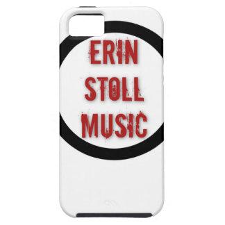 Engrenagem de asas oficial da música de Erin Stoll Capa Tough Para iPhone 5