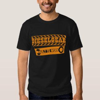 Engrenagem diesel tshirts