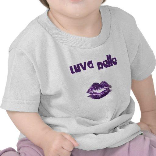 Engrenagem do Belle de Luva T-shirt