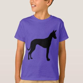 Engrenagem do cão do faraó camiseta