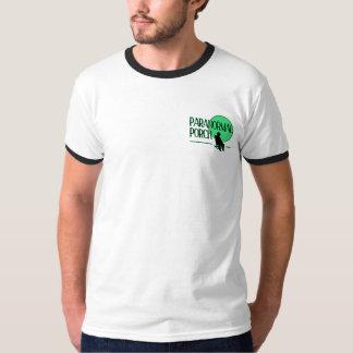 Engrenagem Paranormal do oficial do patamar! Tshirts