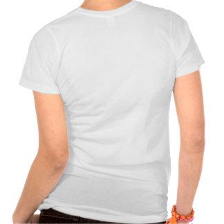 Enlouqueça o T fêmea de MC - este aint nenhum ato T-shirt