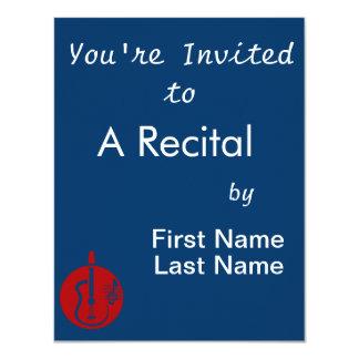 entalhe abstrato da guitarra com notas red.png convite