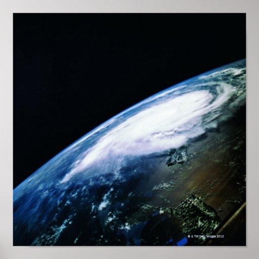 Enterre do satélite 3 posteres