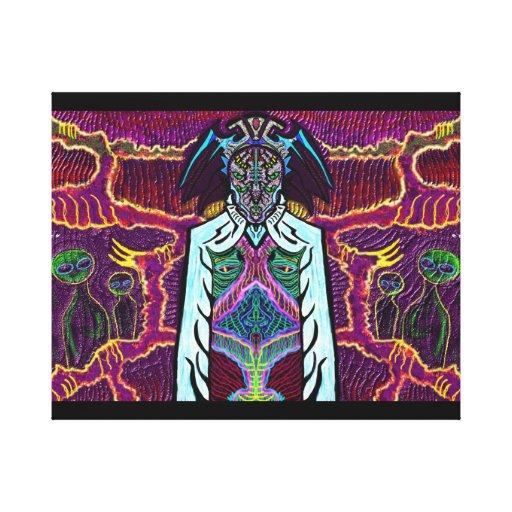 Entidade Arrivus Impressão Em Canvas