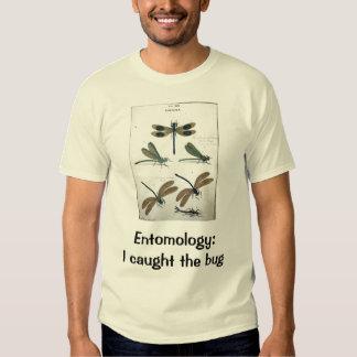 Entomologia: Eu travei o inseto Camiseta