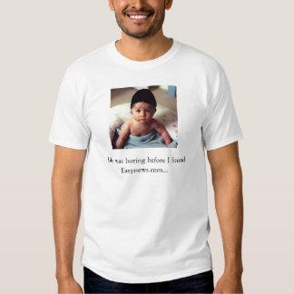 Entrada #1 da competição de Easynews Camisetas