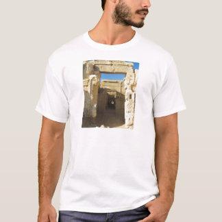 Entrada a Oracle do Amon - oásis de Siwa Camiseta
