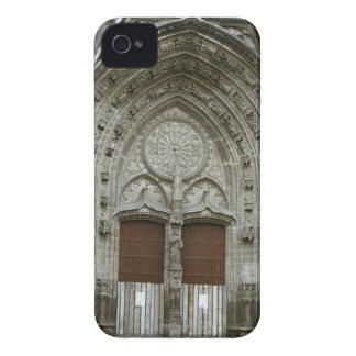 Entrada ornamentado da arcada com antiquado capa para iPhone 4 Case-Mate