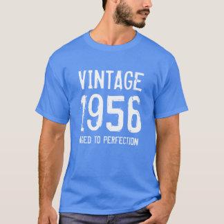 Envelhecido camisa do aniversário dos homens da
