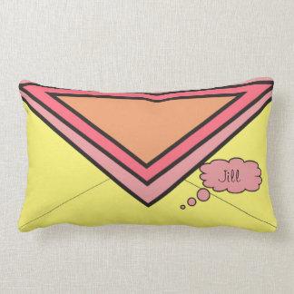Envelope de Colorfull personalizado Travesseiros