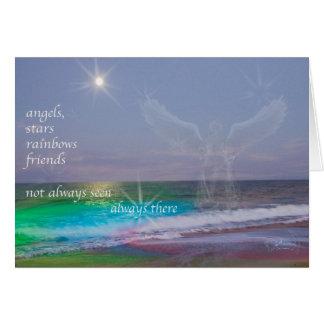 Envie um anjo! - cartão
