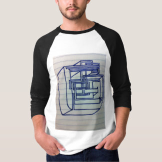 EpicNotebookDoodle-Textless por EpicWanderer T-shirt