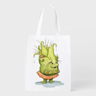 Epizelle saco Reusável, BAGS Sacolas Ecológicas Para Supermercado