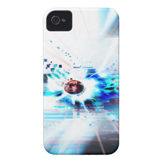 EPOPEIA d1s3 ABSTRATO Capa Para iPhone 4 Case-Mate