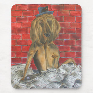 Epperson, o Bloodhound Mousepad