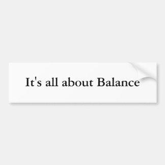 equilíbrio adesivos