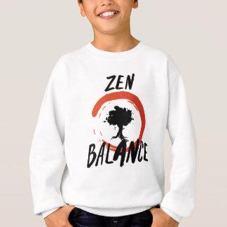 Equilíbrio do zen agasalho
