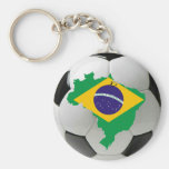 Equipa nacional de Brasil Chaveiro