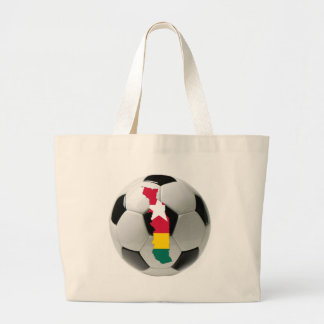 Equipa nacional de Togo Sacola Tote Jumbo