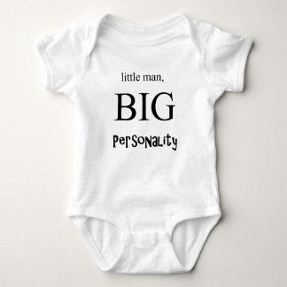 Equipamento grande do bebê da personalidade do body para bebê