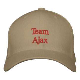 Equipe Ajax Boné Bordado