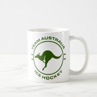 Equipe Austrália Caneca De Café