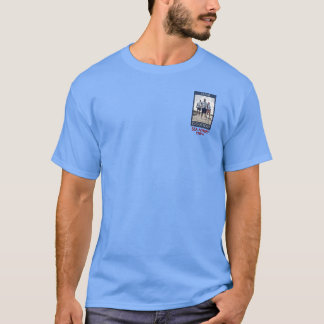 Equipe Clousteau - camisa do grupo da ninfa de mar