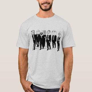 Equipe de Meme Camiseta