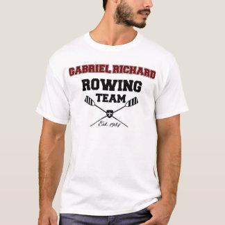 Equipe do enfileiramento de Gabriel Richard Camiseta