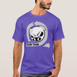Equipe do scrum camiseta