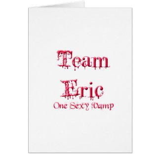 Equipe Eric Cartao