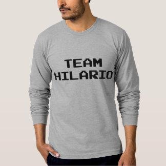 Equipe Hilario V.2 Camiseta