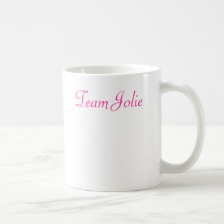 Equipe Jolie Caneca De Café