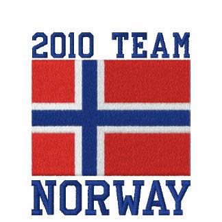 Equipe Noruega 2010 datado