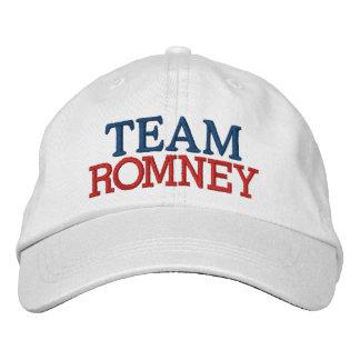 Equipe Romney - SRF Bonés Bordados