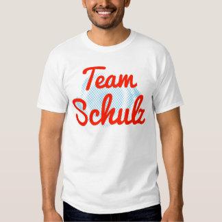 Equipe Schulz Camisetas