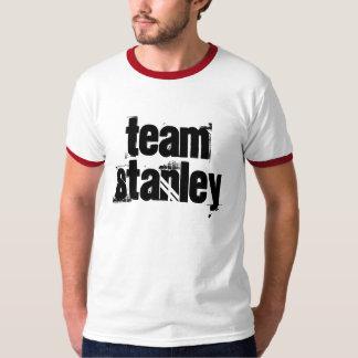 Equipe Stanley - homens Camiseta