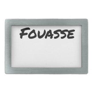 ERA um FOUASSE - Jogos de palavras-François Cidade