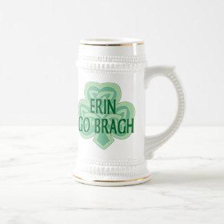 Erin vai caneca de cerveja de Bragh