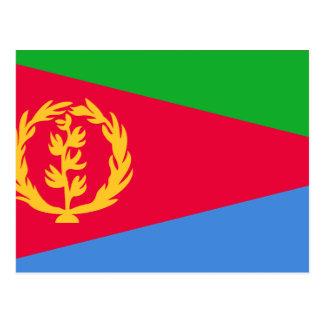 Eritrea, El Salvador Cartoes Postais