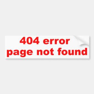 erro 404 adesivos