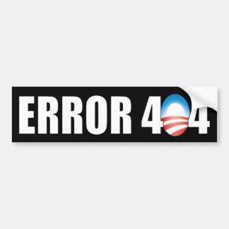 Erro 404: Anti Obamacare Adesivo Para Carro
