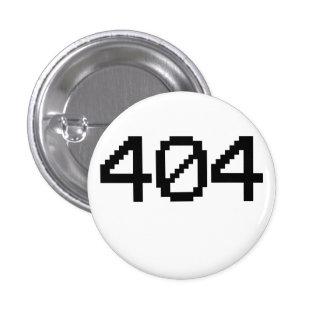 erro 404 boton